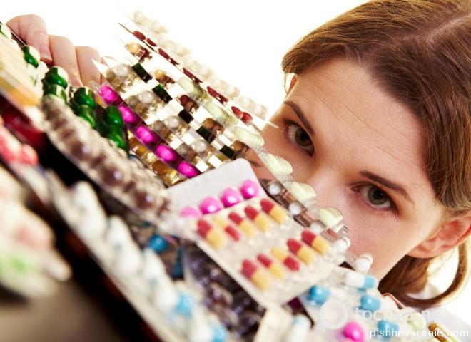 Пробиотики как аптечные препараты