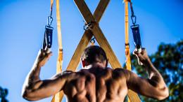 TRX тренировка для мужчин