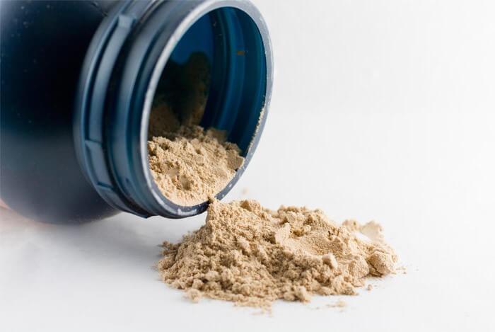 Использование белковой добавки сывороточного