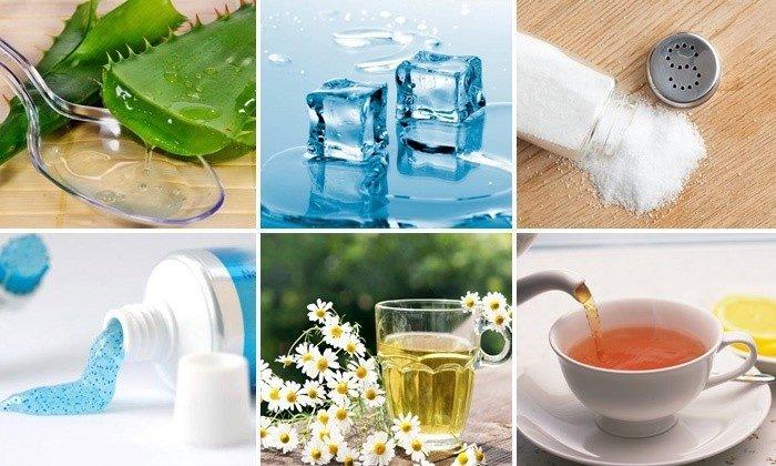Народные средства для лечения герпеса на губах