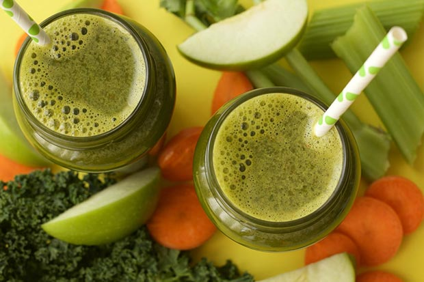 сочетания овощных соков при раке