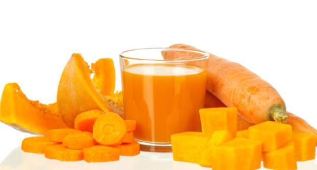 Морковно-тыквенный сок польза и вред