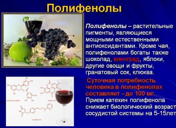 Растительные полифенолы