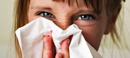 Симптомы поллиноза у детей