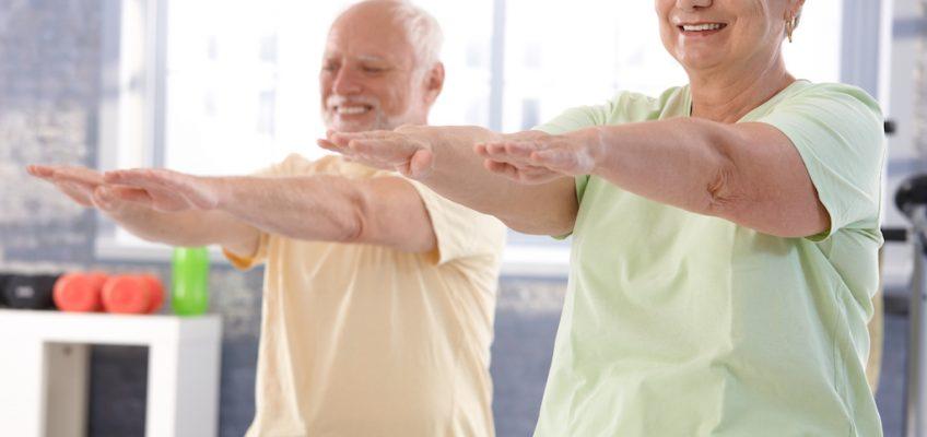 Упражнения очень полезны