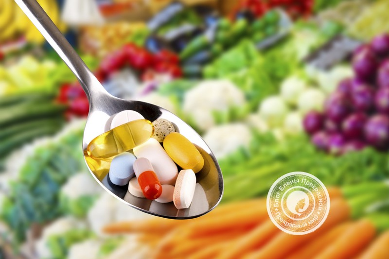 Сертификация биологически активных добавок