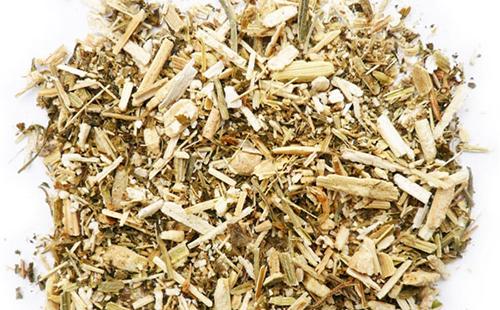 Сушёная трава омега большого