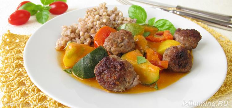 Блюда из гречки для похудения котлеты