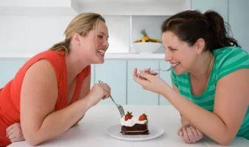 Как сбросить лишний вес, нарушение диеты