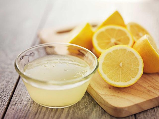 Лосьон из лимона