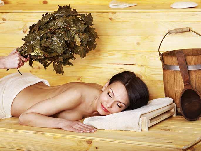 как правильно париться в бане с веником форум