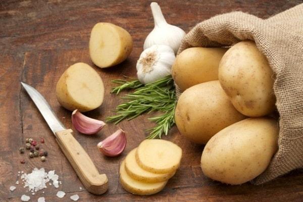 полезна картошка