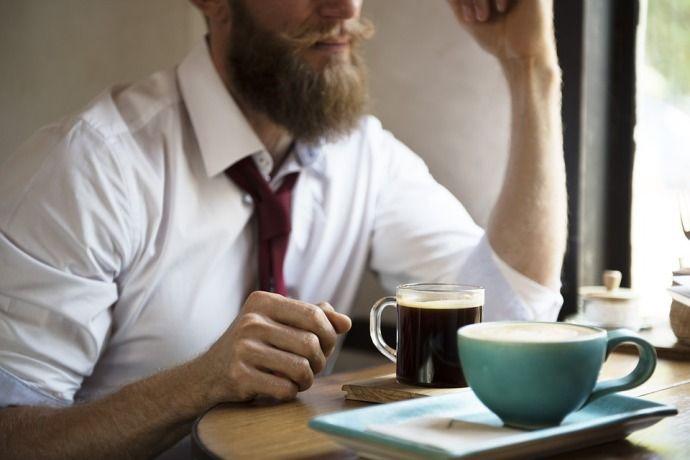 кофе для мужчины