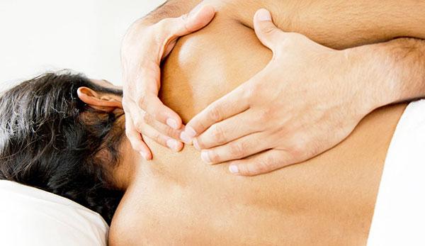 Лечение позвоночника у врача-остеопата