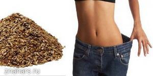 Семя льна полезные свойства при похудении в домашних условиях