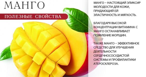 Полезные свойства фрукта