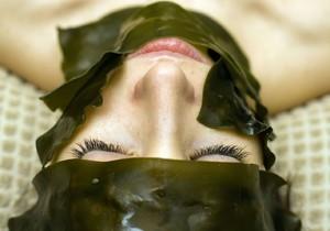 Морская капуста в косметологии