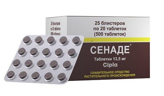 Недорогие и эффективные слабительные в таблетках от запора сильного и мягкого действия