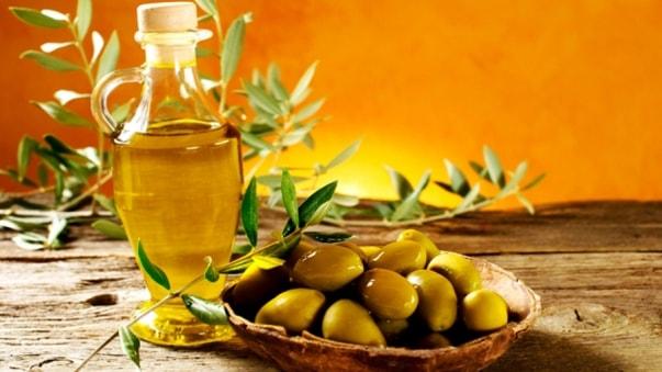 Оливы и оливковое масло