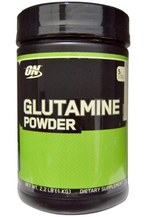 Optimum Nutrition: Glutamine Powder