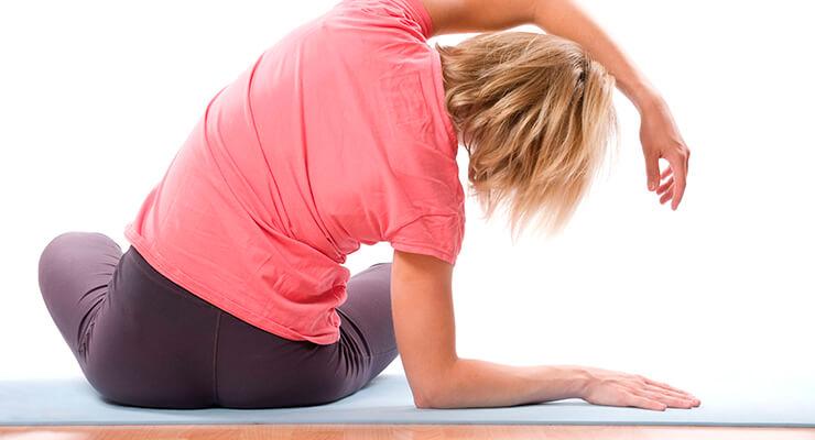 Гимнастика и массаж