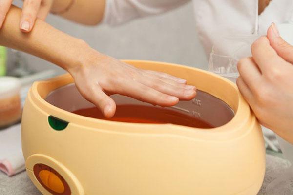 Парафинотерапия рук фото