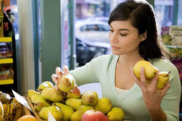 экологически чистые плоды