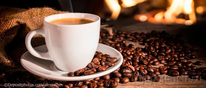 Польза и вред кофе кофеин