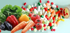 Применение БАДов в питании