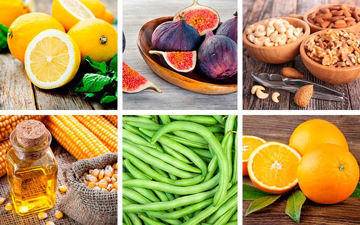 Продукты содержащие фитостерин