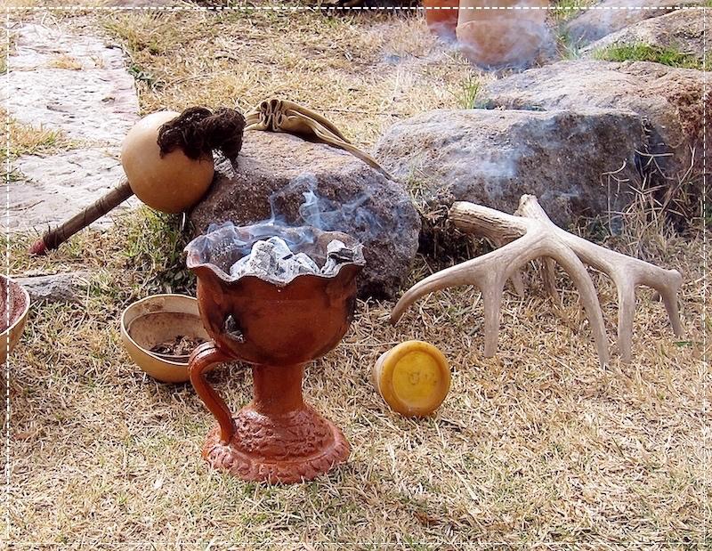 шаманский ритуал