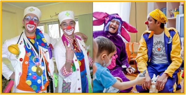 смехотерапия для детей