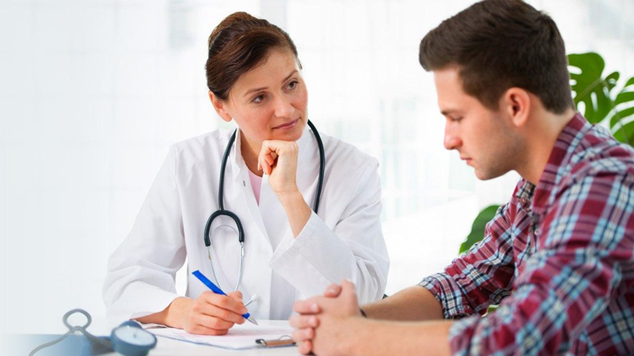 Без консультации врача лучше не начинать терапию