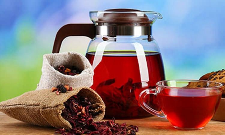 Каркаде, чай для похудения