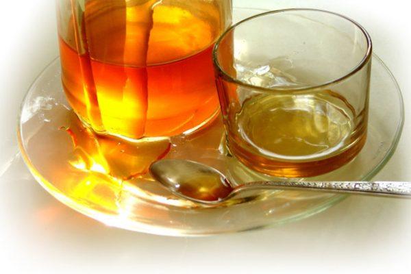 Что лучше просто вода или с медом