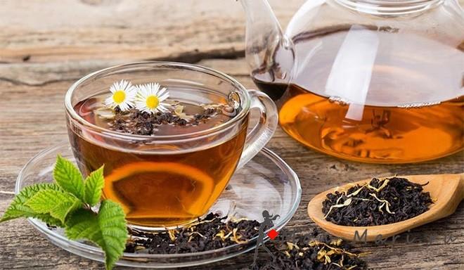 Полезность чайных напитков и диеты для детоксикации организма