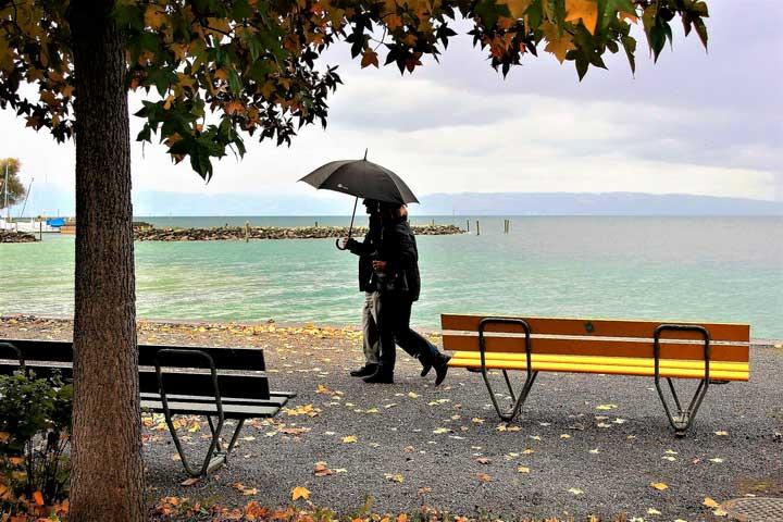 Секрет здоровья и долголетия-прогулки на свежем воздухе