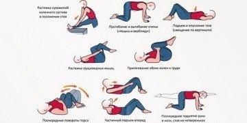Физические упражнения при поясничном остеохондрозе