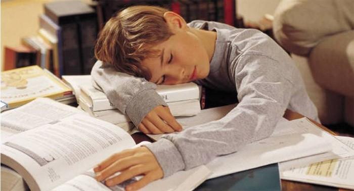Детский синдром постоянной усталости