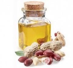 Арахисовое масло - растительное масло из плодов арахиса