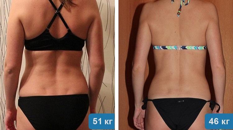 Эффективность диеты 6 лепестков - результаты и отзывы похудевших