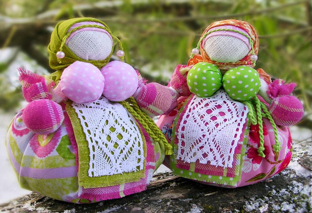 Куклы Кубышки-Травницы