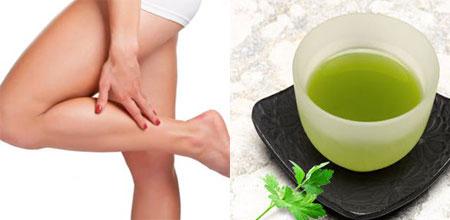 Лечение отеков ног у женщин