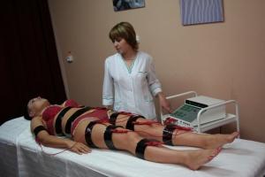 Миостимуляция помогает при сниженном тонусе кишечника