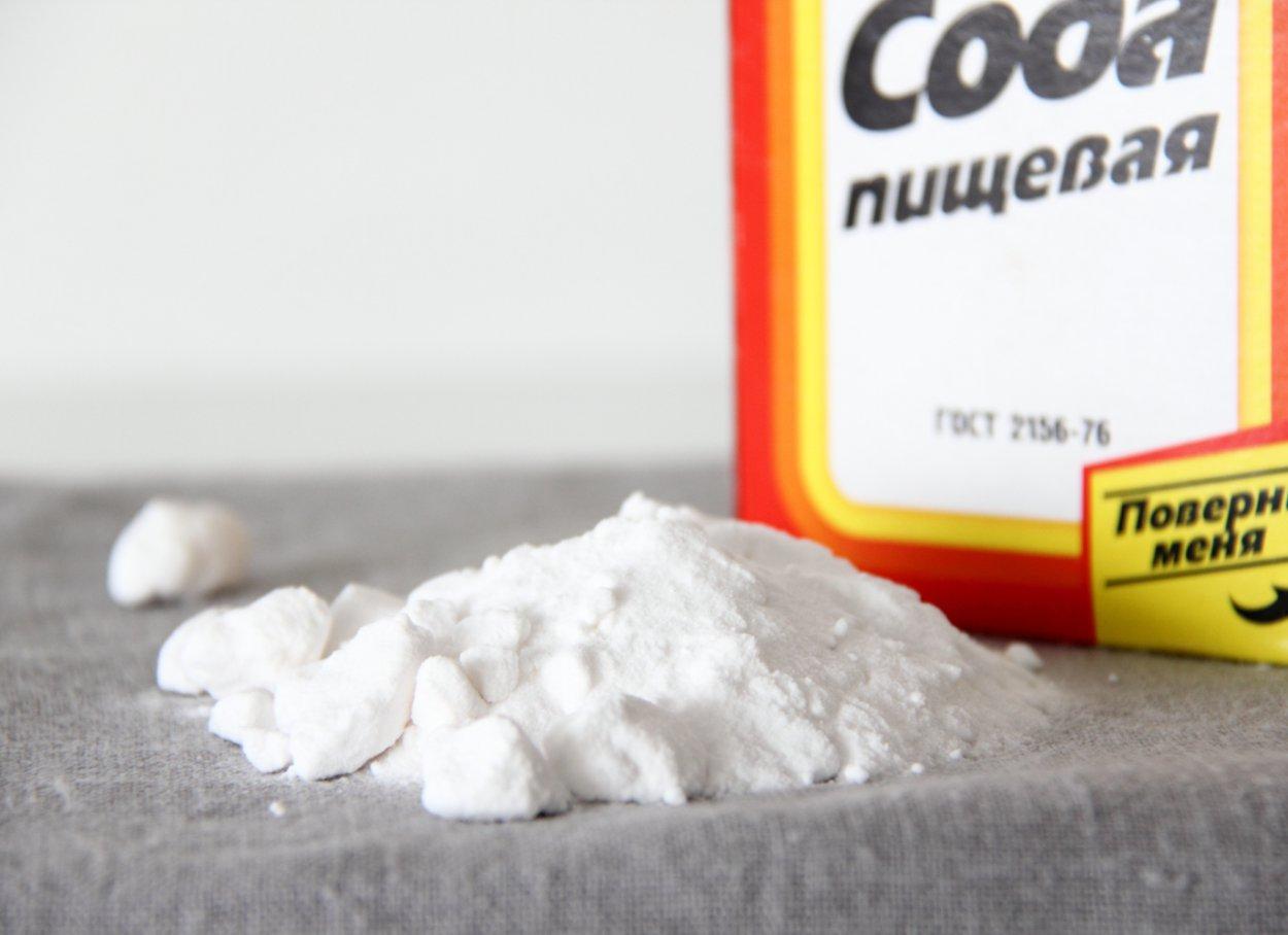 Сода – одно из самых популярных средств от изжоги