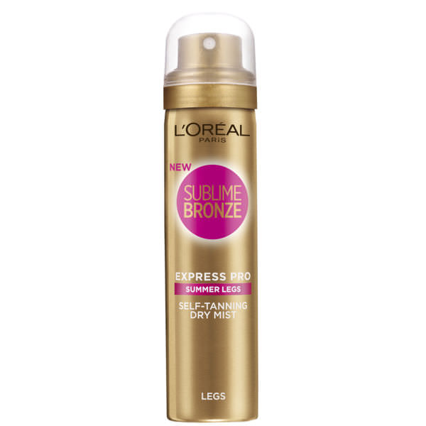 Sublime Bronze Airbrush от L'Oreal