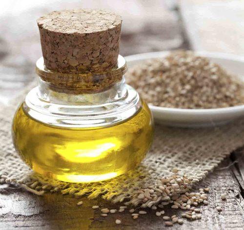 нерафинированное масло из семян кунжута