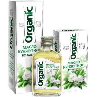 органическое кунжутное масло