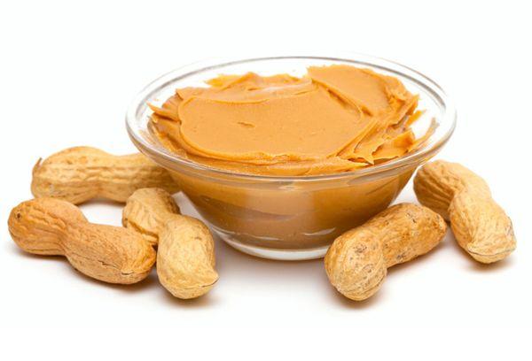 Масло арахиса и орехи