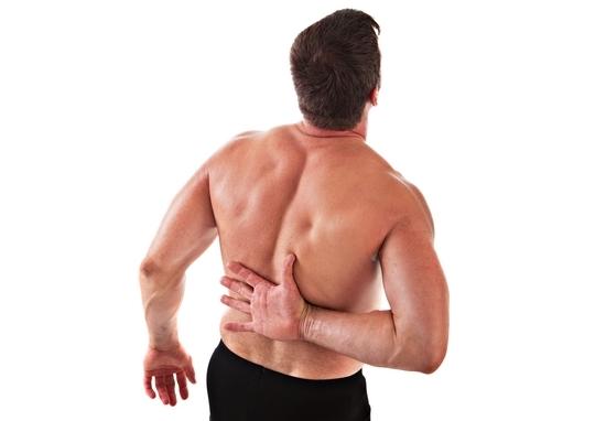 Возникновение боли в спине